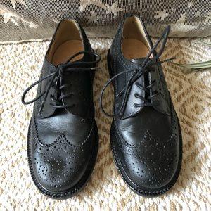 Crewcuts • Black Oxford Dress Shoes